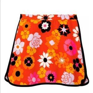 Victoria Beckham Target floral skirt xl
